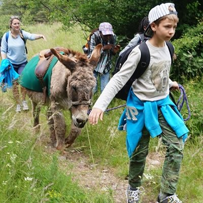 TREKKING WITH DONKEYS